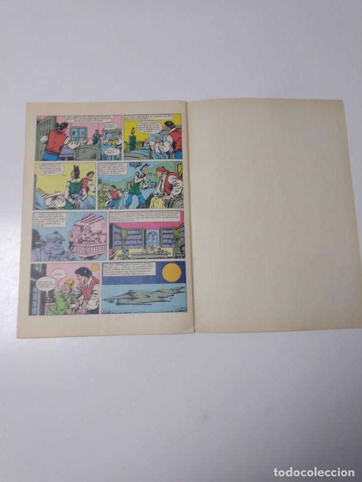 Tebeos: El Corsario de Hierro número 34 Joyas Literarias Juveniles 1 Edición 1978 Editorial Bruguera - Foto 8 - 221499001
