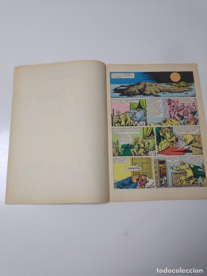 Tebeos: El Corsario de Hierro número 34 Joyas Literarias Juveniles 1 Edición 1978 Editorial Bruguera - Foto 5 - 221499713