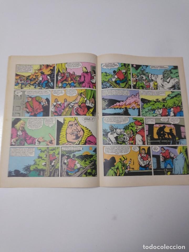 Tebeos: El Corsario de Hierro número 34 Joyas Literarias Juveniles 1 Edición 1978 Editorial Bruguera - Foto 6 - 221499713