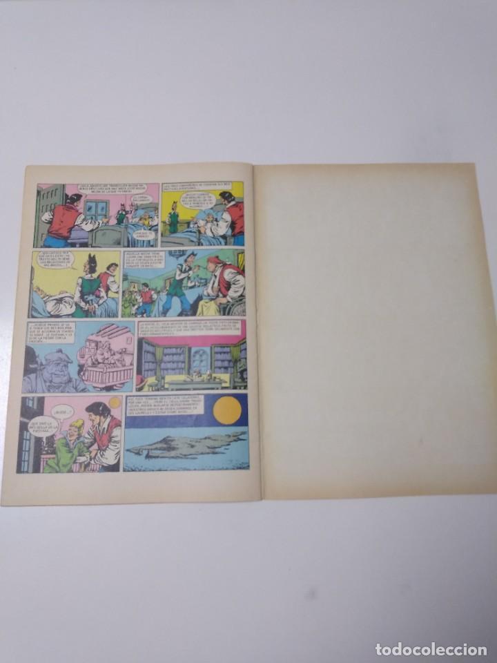 Tebeos: El Corsario de Hierro número 34 Joyas Literarias Juveniles 1 Edición 1978 Editorial Bruguera - Foto 7 - 221499713