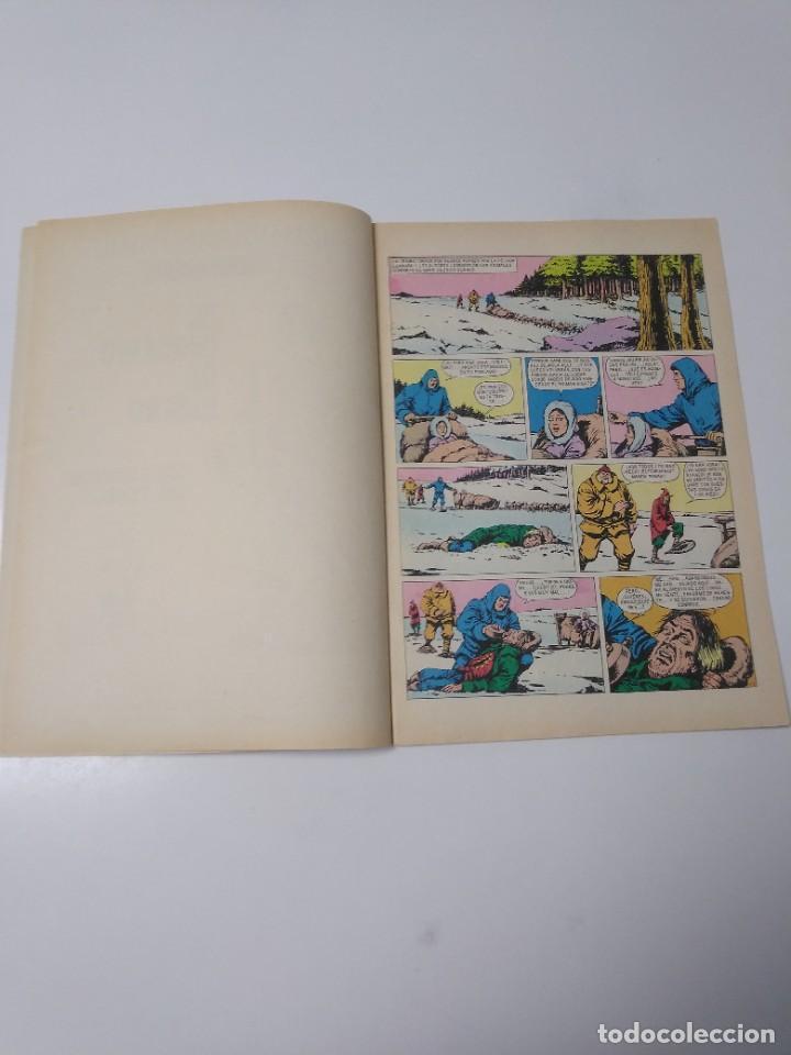 Tebeos: El Corsario de Hierro número 31 Joyas Literarias Juveniles 1 Edición 1978 Editorial Bruguera - Foto 5 - 221500732
