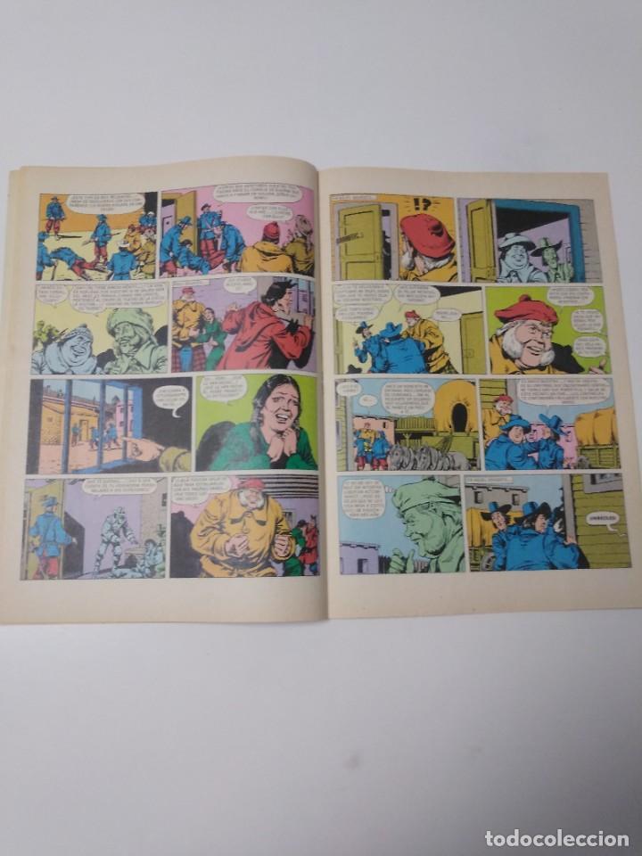 Tebeos: El Corsario de Hierro número 31 Joyas Literarias Juveniles 1 Edición 1978 Editorial Bruguera - Foto 6 - 221500732
