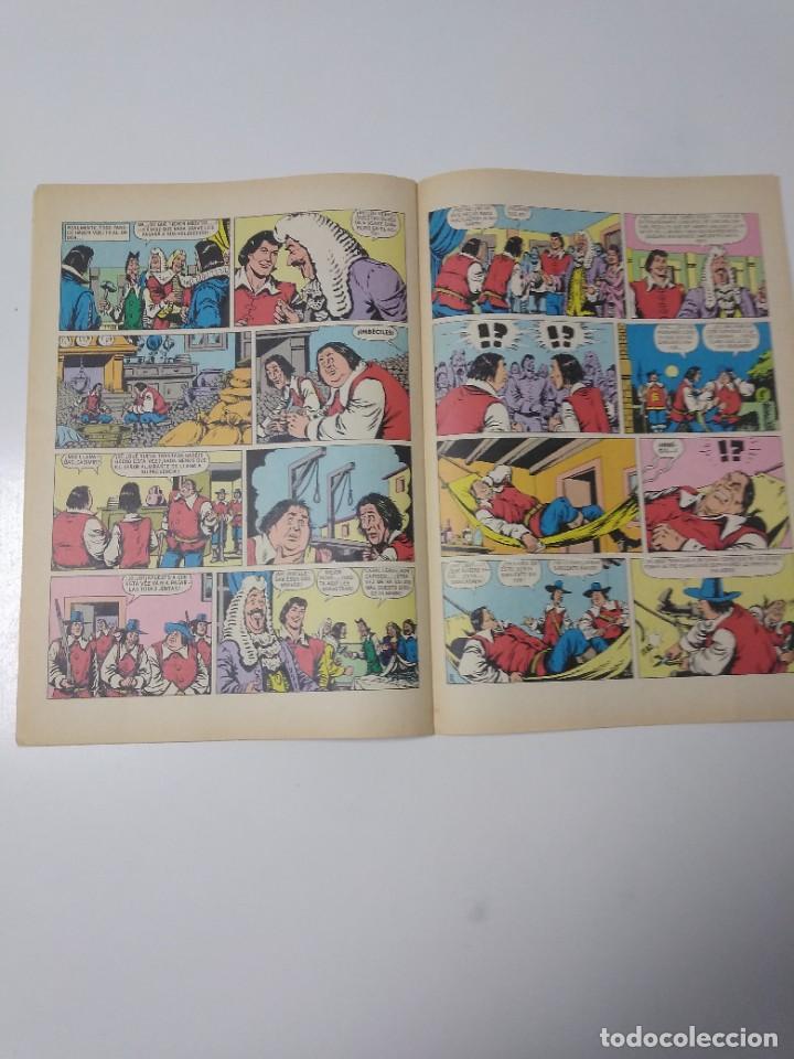 Tebeos: El Corsario de Hierro número 31 Joyas Literarias Juveniles 1 Edición 1978 Editorial Bruguera - Foto 7 - 221500732