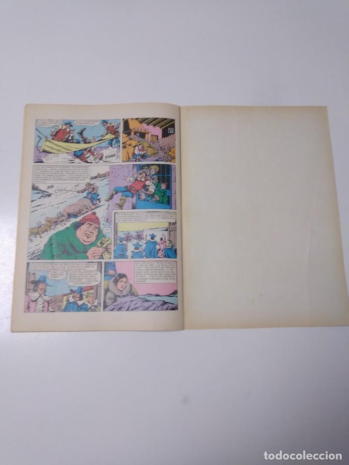 Tebeos: El Corsario de Hierro número 31 Joyas Literarias Juveniles 1 Edición 1978 Editorial Bruguera - Foto 8 - 221500732