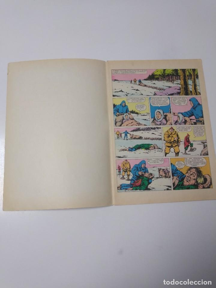 Tebeos: El Corsario de Hierro número 31 Joyas Literarias Juveniles 1 Edición 1978 Editorial Bruguera - Foto 4 - 221501296