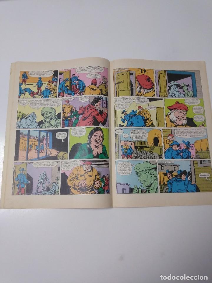 Tebeos: El Corsario de Hierro número 31 Joyas Literarias Juveniles 1 Edición 1978 Editorial Bruguera - Foto 5 - 221501296