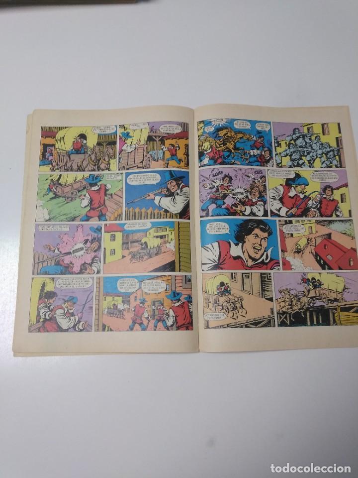 Tebeos: El Corsario de Hierro número 31 Joyas Literarias Juveniles 1 Edición 1978 Editorial Bruguera - Foto 6 - 221501296