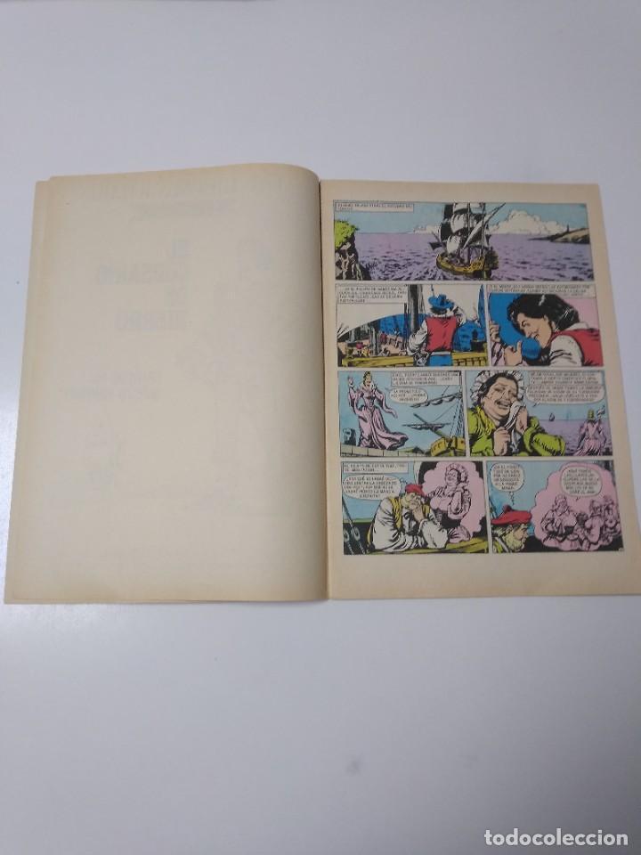 Tebeos: El Corsario de Hierro número 28 Joyas Literarias Juveniles 1 Edición 1978 Editorial Bruguera - Foto 5 - 221501763