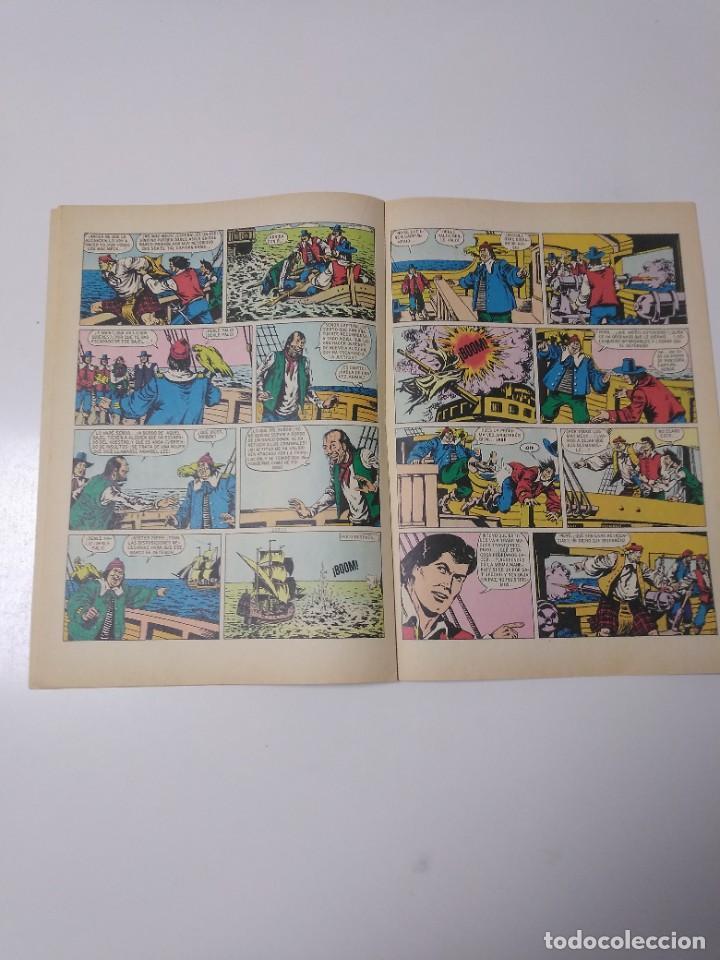 Tebeos: El Corsario de Hierro número 28 Joyas Literarias Juveniles 1 Edición 1978 Editorial Bruguera - Foto 6 - 221501763