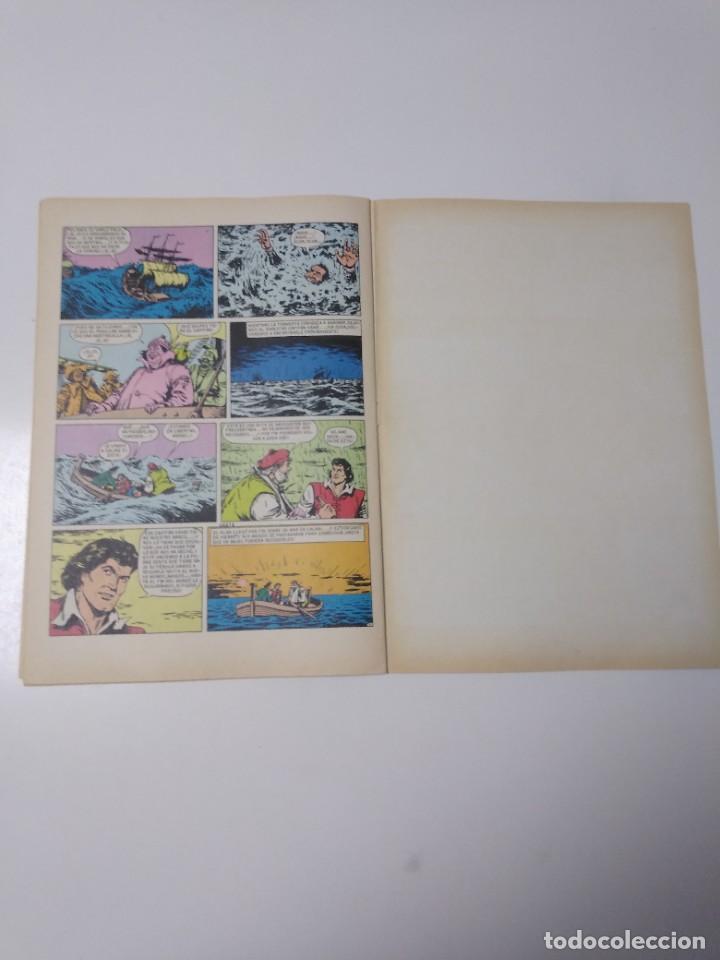 Tebeos: El Corsario de Hierro número 28 Joyas Literarias Juveniles 1 Edición 1978 Editorial Bruguera - Foto 8 - 221501763