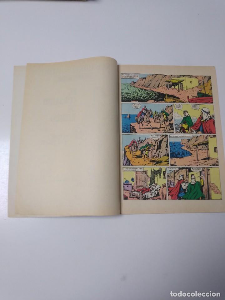 Tebeos: El Corsario de Hierro número 23 Joyas Literarias Juveniles 1 Edición 1978 Editorial Bruguera - Foto 5 - 221503030