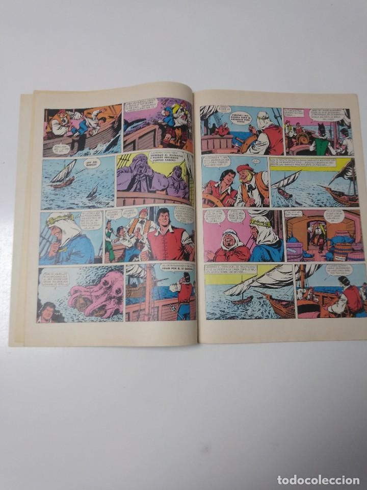 Tebeos: El Corsario de Hierro número 23 Joyas Literarias Juveniles 1 Edición 1978 Editorial Bruguera - Foto 6 - 221503030