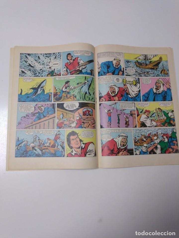 Tebeos: El Corsario de Hierro número 23 Joyas Literarias Juveniles 1 Edición 1978 Editorial Bruguera - Foto 7 - 221503030
