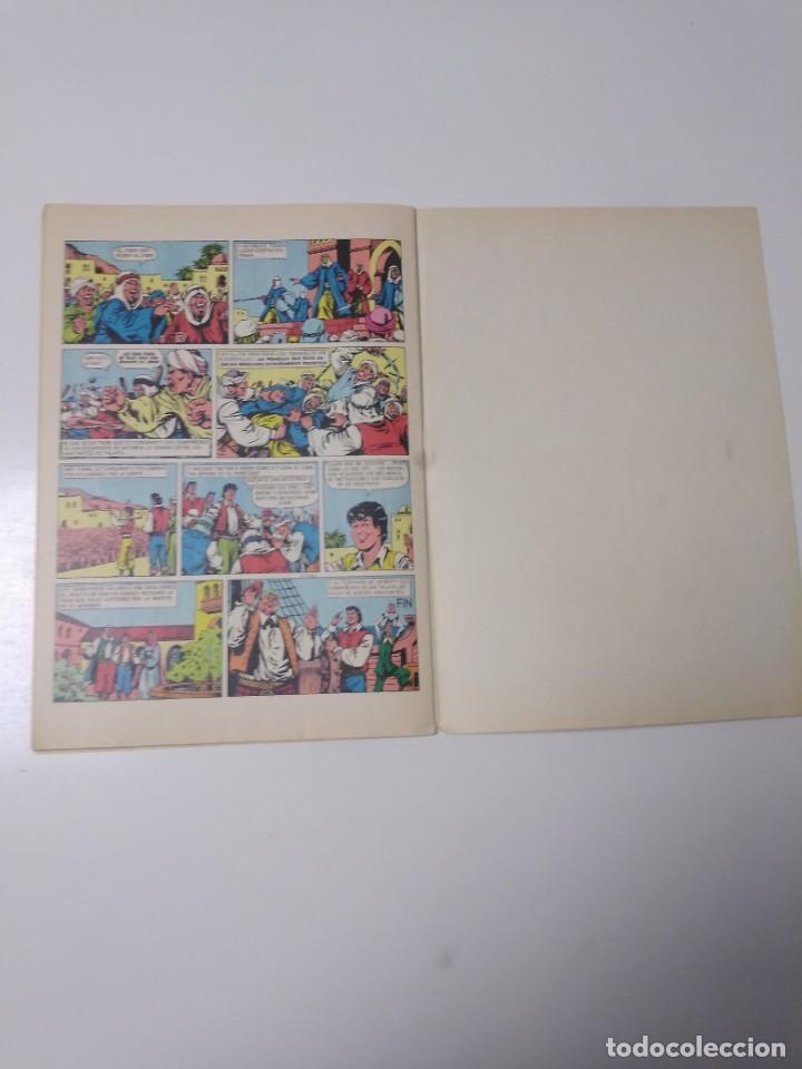 Tebeos: El Corsario de Hierro número 23 Joyas Literarias Juveniles 1 Edición 1978 Editorial Bruguera - Foto 8 - 221503030