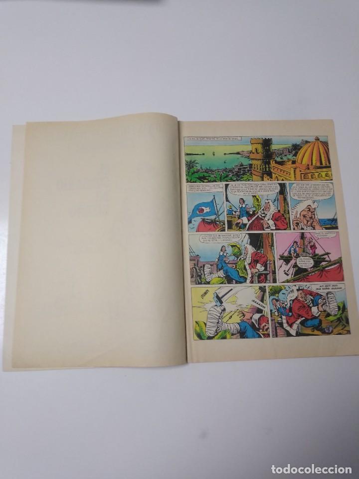 Tebeos: El Corsario de Hierro número 10 Joyas Literarias Juveniles 1 Edición 1978 Editorial Bruguera - Foto 5 - 221503500