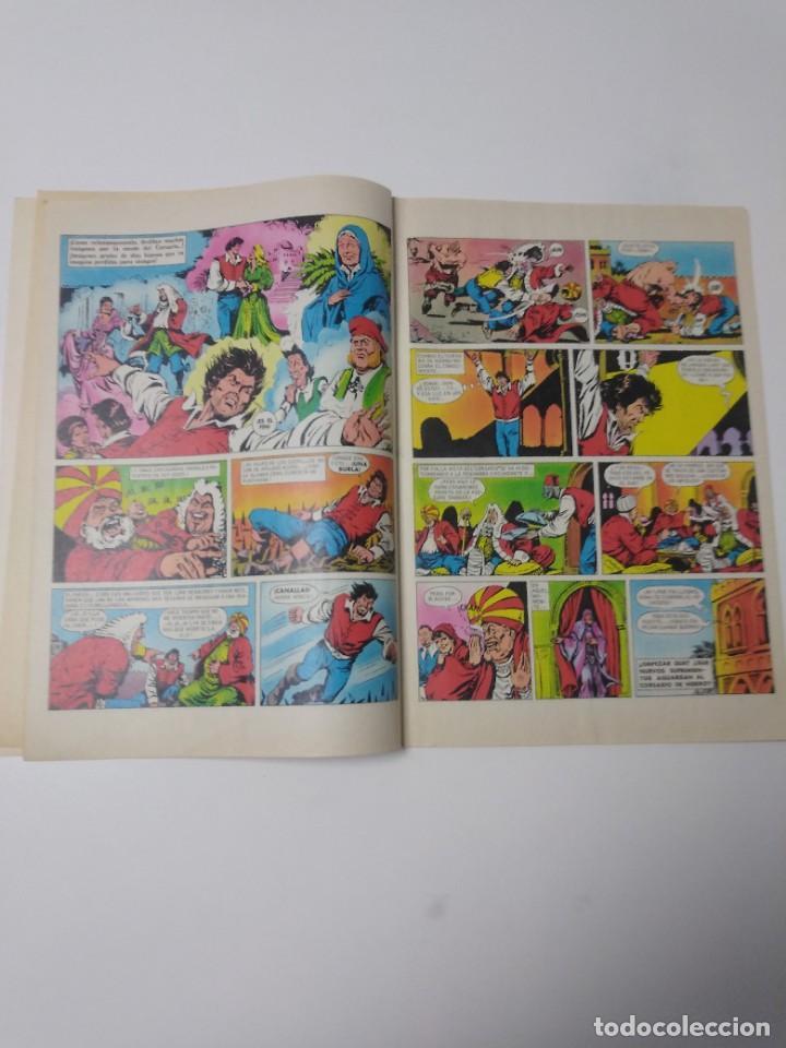 Tebeos: El Corsario de Hierro número 10 Joyas Literarias Juveniles 1 Edición 1978 Editorial Bruguera - Foto 6 - 221503500