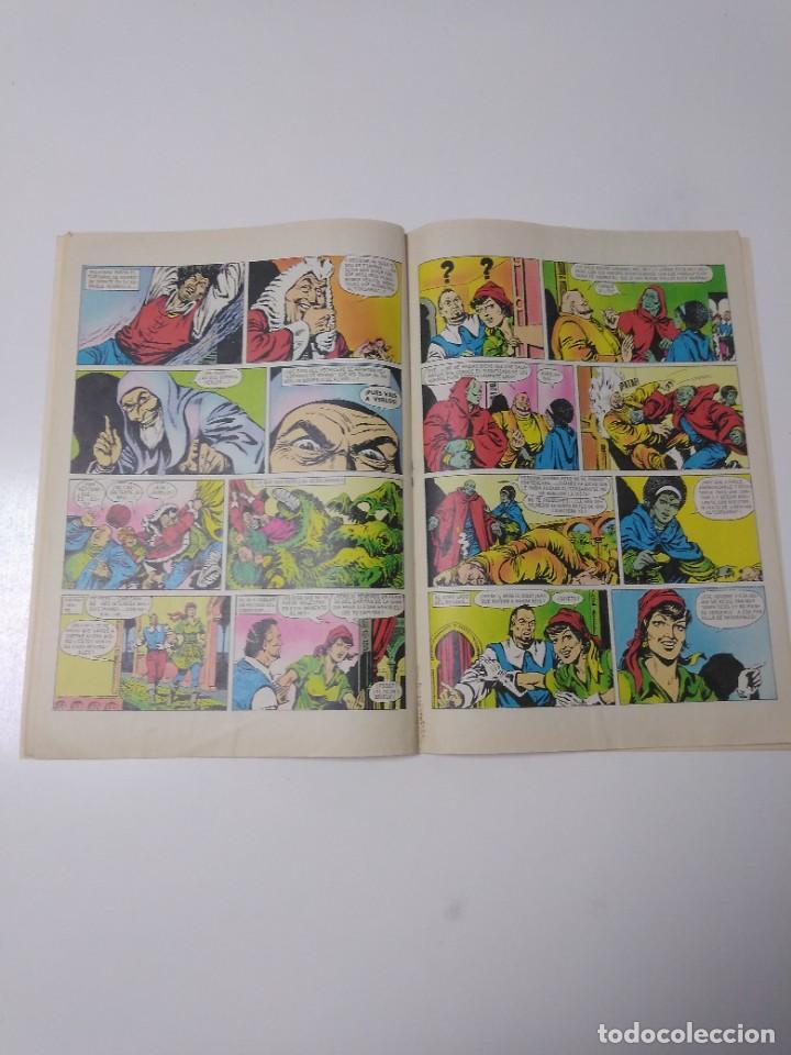 Tebeos: El Corsario de Hierro número 10 Joyas Literarias Juveniles 1 Edición 1978 Editorial Bruguera - Foto 7 - 221503500