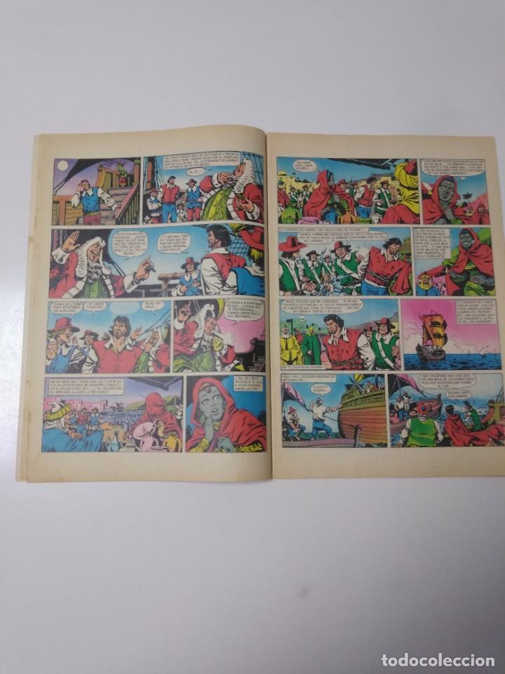 Tebeos: El Corsario de Hierro número 10 Joyas Literarias Juveniles 1 Edición 1978 Editorial Bruguera - Foto 6 - 221503833