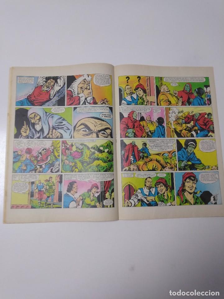 Tebeos: El Corsario de Hierro número 10 Joyas Literarias Juveniles 1 Edición 1978 Editorial Bruguera - Foto 7 - 221503833