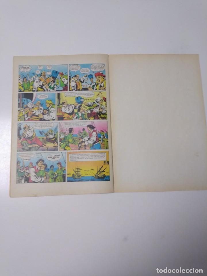 Tebeos: El Corsario de Hierro número 10 Joyas Literarias Juveniles 1 Edición 1978 Editorial Bruguera - Foto 8 - 221503833