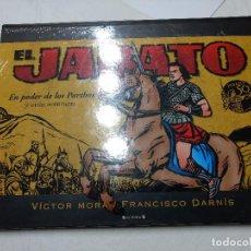 Tebeos: TOMO EL JABATO: EN PODER DE LOS PARTHOS JABATO 50 ANIVERSARIO NUEVO PRECINTADO. Lote 221511800