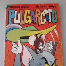 Tebeos: PULGARCITO N 48 EDICIONES BRUGUERA. Lote 221524061