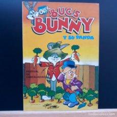 Tebeos: BUGS BUNNY Y SU BANDA COLECCION OLÉ BRUGUERA Nº 8 - 1983 - FESTIVAL DE CARCAJADAS. Lote 221560765