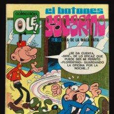 Tebeos: COLECCIÓN OLÉ - BRUGUERA / NÚMERO 62 (EL BOTONES SACARINO) 2ª EDICIÓN. Lote 221560778