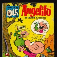 Tebeos: COLECCIÓN OLÉ - BRUGUERA / NÚMERO 54 (ANGELITO) 1ª EDICIÓN. Lote 221561256