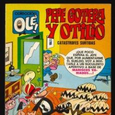 Tebeos: COLECCIÓN OLÉ - BRUGUERA / NÚMERO 50 (PEPE GOTERA Y OTILIO) 1ª EDICIÓN. Lote 221562200