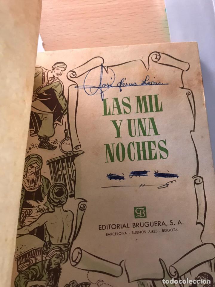 Tebeos: LAS MIL Y UNA NOCHES, COLECCIÓN HISTORIAS, EDITORIAL BRUGUERA, 1ª EDICIÓN, AÑO 1957 - Foto 2 - 221275320