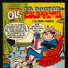 Tebeos: COLECCIÓN OLÉ - BRUGUERA / NÚMERO 46 (EL DOCTOR CATAPLASMA) 1ª EDICIÓN. Lote 221563142