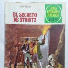 Tebeos: JOYAS LITERARIAS JUVENILES, EL SECRETO DE STORITZ, Nº 214, EDICIONES BRUGUERA, 1979. Lote 221566032