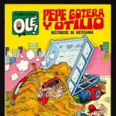Tebeos: COLECCIÓN OLÉ - BRUGUERA / NÚMERO 31 (PEPE GOTERA Y OTILIO) 1ª EDICIÓN. Lote 221580640