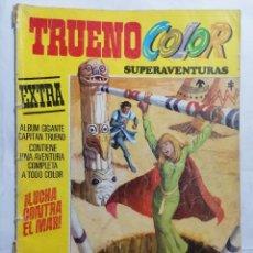 Tebeos: TRUENO COLOR-SUPERAVENTURAS EXTRA, Nº 9, TERCERA EPOCA. Lote 221635135
