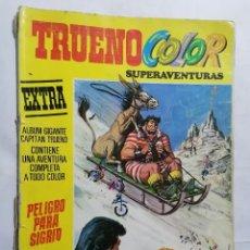 Tebeos: TRUENO COLOR-SUPERAVENTURAS EXTRA, Nº 24, SEGUNDA EPOCA. Lote 221635327