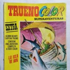 Tebeos: TRUENO COLOR-SUPERAVENTURAS EXTRA, Nº 25, SEGUNDA EPOCA. Lote 221635421