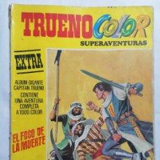Tebeos: TRUENO COLOR-SUPERAVENTURAS EXTRA, Nº 2, TERCERA EPOCA. Lote 221637971