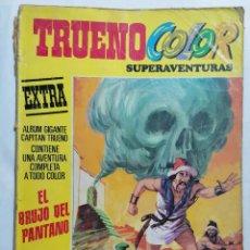 Tebeos: TRUENO COLOR-SUPERAVENTURAS EXTRA, Nº 4, TERCERA EPOCA. Lote 221638040