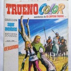 Tebeos: TRUENO COLOR, AVENTURAS DE EL CAPITAN TRUENO, Nº 1385. Lote 221638622