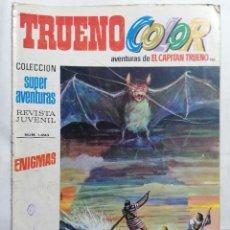Tebeos: TRUENO COLOR, AVENTURAS DE EL CAPITAN TRUENO, Nº 1493. Lote 221638673