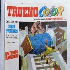 Tebeos: TRUENO COLOR, AVENTURAS DE EL CAPITAN TRUENO, Nº 1539. Lote 221638725