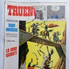 Tebeos: TRUENO COLOR, AVENTURAS DE EL CAPITAN TRUENO, Nº 1553. Lote 221638851