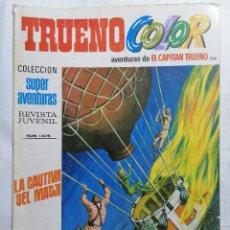 Tebeos: TRUENO COLOR, AVENTURAS DE EL CAPITAN TRUENO, Nº 1575. Lote 221638988