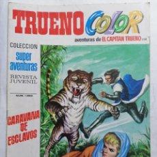 Tebeos: TRUENO COLOR, AVENTURAS DE EL CAPITAN TRUENO, Nº 1583. Lote 221639008