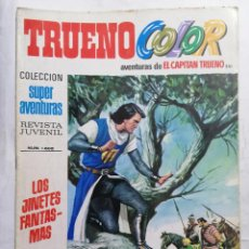 Tebeos: TRUENO COLOR, AVENTURAS DE EL CAPITAN TRUENO, Nº 1605. Lote 221639072