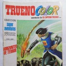 Tebeos: TRUENO COLOR, AVENTURAS DE EL CAPITAN TRUENO, Nº 1623. Lote 221639093