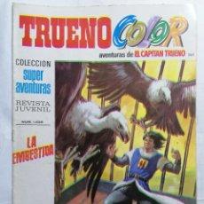 Tebeos: TRUENO COLOR, AVENTURAS DE EL CAPITAN TRUENO, Nº 1625. Lote 221639125