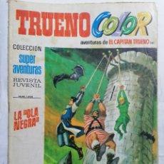 Tebeos: TRUENO COLOR, AVENTURAS DE EL CAPITAN TRUENO, Nº 1685. Lote 221639261