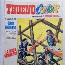 Tebeos: TRUENO COLOR, AVENTURAS DE EL CAPITAN TRUENO, Nº 1693. Lote 221639305